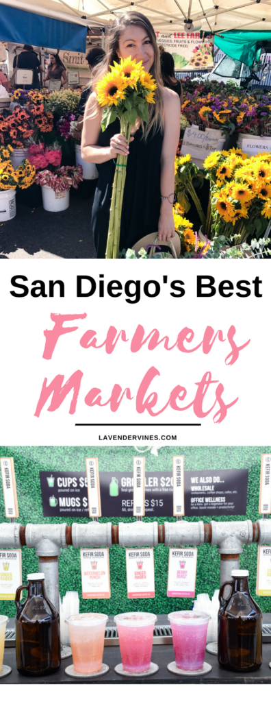 San Diego Farmers Markets