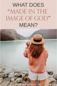 Made in the Image of God Meaning