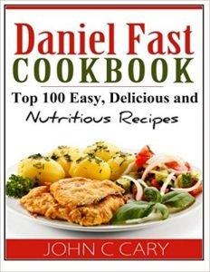 Daniel Fast Cookbook