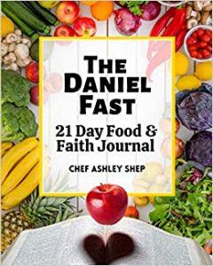 Daniel Fast Journal