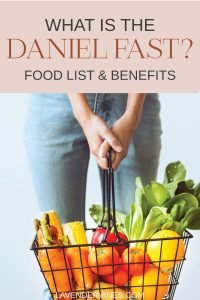 What is the Daniel Fast?