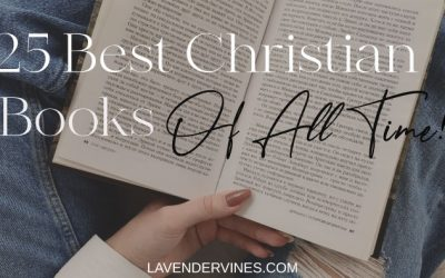 25 Best Christian Books of all Time (WITH REVIEWS)